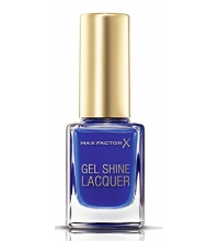 MAX FACTOR GEL SHINE LACQUER GLAZED COBALT 40 11ML