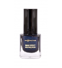 MAX FACTOR MAX EFFECT MINI NAIL 18 CLOUDY BLUE 4.5 ML