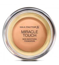MAX FACTOR MIRACLE TOUCH LIQUID ILLUSION FOUNDATION 080 BRONZE