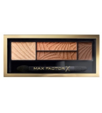 MAX FACTOR PALETA DE SOMBRAS SMOKE EYE DRAMA SHADOW 03 SUMPTUOS GOLD