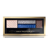 MAX FACTOR PALETA DE SOMBRAS SMOKE EYE DRAMA SHADOW 06 AZZURE AILURE