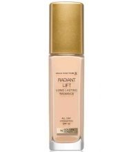MAX FACTOR RADIANT LIFT BASE MAQUILLAJE 075 GOLDEN HONEY 30ML