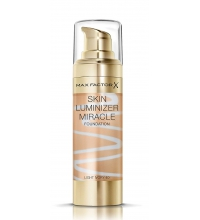 MAX FACTOR SKIN LUMINIZER MIRACLE 40 LIGHT IVORY 30 ML