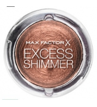 MAX FACTOR SOMBRA DE OJOS EXCESS SHIMMER SHADOW 25 BRONZE