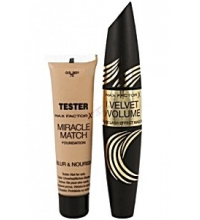 MAX FACTOR FALSE LASH EFFECT VELVET VOLUME MASCARA 13.10 ML + MINI REGALO