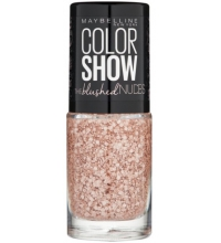 MAYBELLINE COLOR SHOW BLUSHED NUDES CRUSHED PETALS 450 7ML