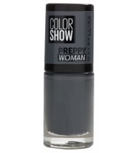 MAYBELLINE COLOR SHOW PREPPY WOMAN EMPIRE GREY 76 7ML