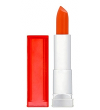MAYBELLINE LIPSTICK COLOR SENSATIONAL ELECTRIC ORANGE 912