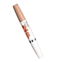 MAYBELLINE SUPERSTAY 24 HOUR LIP COLOR HOT BROWN  (845)