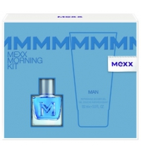 MEXX MORNING KIT MAN EDT 50 ML VP + SHOWER GEL 150 ML