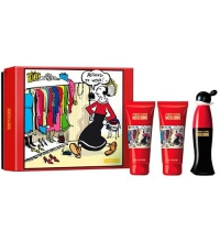MOSCHINO CHEAP & CHIC SET 3 PIEZAS EDT 50ML + B/L 100ML + S/G 100ML