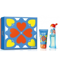 MOSCHINO CHEAP & CHIC  I LOVE LOVE SET 2 PIEZAS EDT 30 ML + B/L 50ML