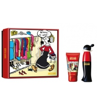 MOSCHINO CHEAP & CHIC SET 2 PIEZAS EDT 30ML + BODY LOTION 50ML