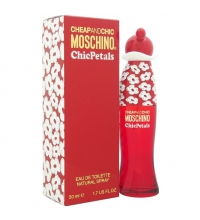 MOSCHINO CHEAP & CHIC CHIC PETALS EDT 50 ML VP.