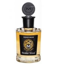 MONOTHEME AMBER WOOD EDP 100 ML SC***
