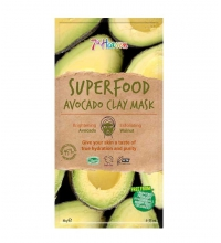 MONTAGNE JEUNESSE MASCARILLA FACIAL SUPERFOOD AGUACATE 10 GR