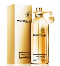 MONTALE AOUD LEATHER EDP 100ML VAPO