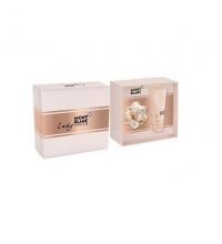 MONTBLANC LADY EMBLEM EDP 50 ML + BODY LOTION 100 ML SET REGALO