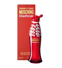 MOSCHINO CHEAP & CHIC CHIC PETALS EDT 100 ML VP.