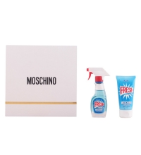 MOSCHINO FRESH COUTURE EDT 30 ML + B/L 50 ML  GIFT SET