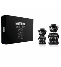MOSCHINO TOY BOY EDP 100 ML VP + EDP 30 ML VP SET REGALO