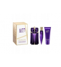 THIERRY MUGLER ALIEN EDP 60 ML + MINIATURA RECARGABLE 10 ML + BODY LOTION 50 ML SET