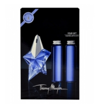THIERRY MUGLER ANGEL EDP 50 ML + 2 RECARGAS X 50 ML (150 ML) SET