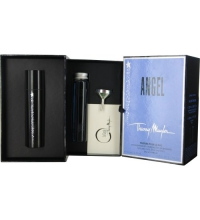 THIERRY MUGLER ANGEL EDP 7.5 ML + RECARGA 35 ML SET REGALO