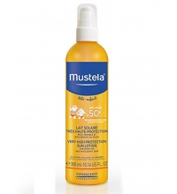 MUSTELA SUN LOTION SPF 50+ 300 ML