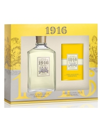MYRURGIA AGUA DE COLONIA 1916 200 ML + JABON 125 GR SET REGALO