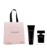 NARCISO RODRIGUEZ FOR HER EDT 30 ML + BODY LOTION 75 ML SET REGALO