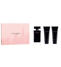 NARCISO RODRIGUEZ EDT 100 ML + B/L 75 ML + GEL 75 ML SET REGALO