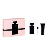NARCISO RODRIGUEZ FOR HER EDT 100 ML + B/L 75 ML + EDT 10 ML SET REGALO