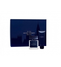 NARCISO RODRIGUEZ BLEU NOIR HIM EDP 50 ML + S/G 200 ML SET REGALO
