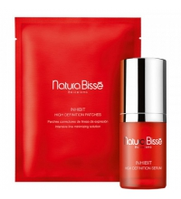 NATURA BISSÉ INHIBIT PARCHES + SERUM SET BEAUTY LOVER´S DAY