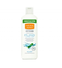 NATURAL HONEY GEL DE DUCHA SIN JABÓN PURE MICELAR 750 ML