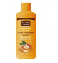 NATURAL HONEY GEL DE BAÑO ELIXIR DE ARGAN 650ML + 100ML
