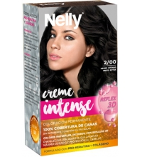 NELLY SET TINTE 2/00 NEGRO INTENSO