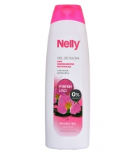 NELLY GEL NUTRITIVO ROSA MOSQUETA 750 ML