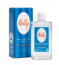 NELLY BRILLANTINA LIQUIDA BLANCA 50ML