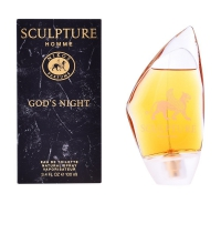 NIKOS SCULTPTURE HOMME GOD'S NIGHT EDT 100 ML
