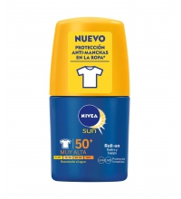 NIVEA SUN ROLL-ON ROSTRO & CUERPO SPF 50+ 250 ML