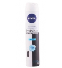 NIVEA FOR BLACK & WHITE  INVISIBLE FRESH DEO 200 ML