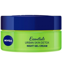 NIVEA URBAN SKIN DETOX NIGHT CREAM CREMA REPARADORA NOCHE 50 ML