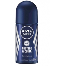 NIVEA MEN PROTECT CARE DESODORANTE ROLL ON 50 ML