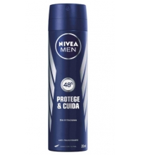 NIVEA MEN PROTECT CARE DESODORANTE SPRAY 200 ML