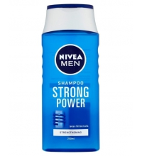 NIVEA MEN SHAMPOO STRONG POWER