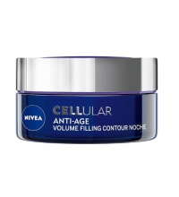 NIVEA CELLULAR ANTI AGE VOLUME FILLING CONTOUR NOCHE 50ML