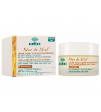 NUXE REVE DE MIEL ULTRA COMFORTABLE NIGHT CREAM 50 ML P.SECAS/SENSIBLES