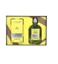 L'OCCITANE EN PROVENCE EAU DE TOILETTE CÉDRAT EDT 100 ML + SHOWER GEL 250 ML SET REGALO